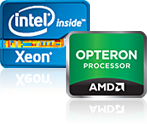 Visual Processors Icon - Powerful Processors in all Dedicated Servers